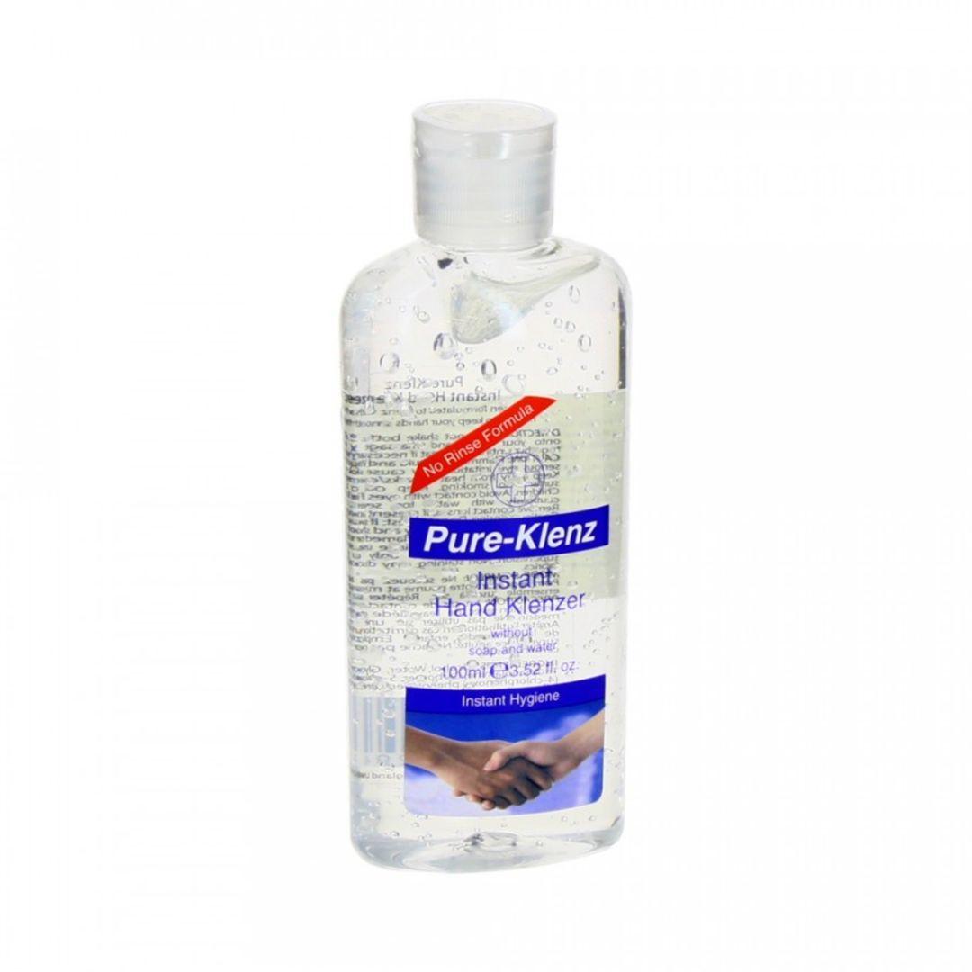 Pure-Klenz Instant Hand Sanitiser Gel 100ml