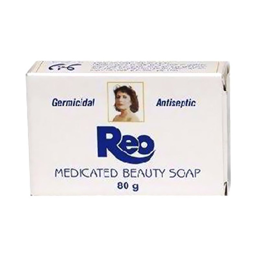 Reo 80g Medicated Soap Bar