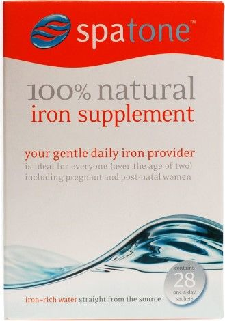 Spatone Iron Supplement – (28 Daily Sachets)