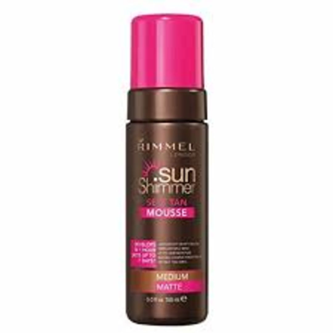 SunShimmer 1HR Self-Tan Mousse-Medium