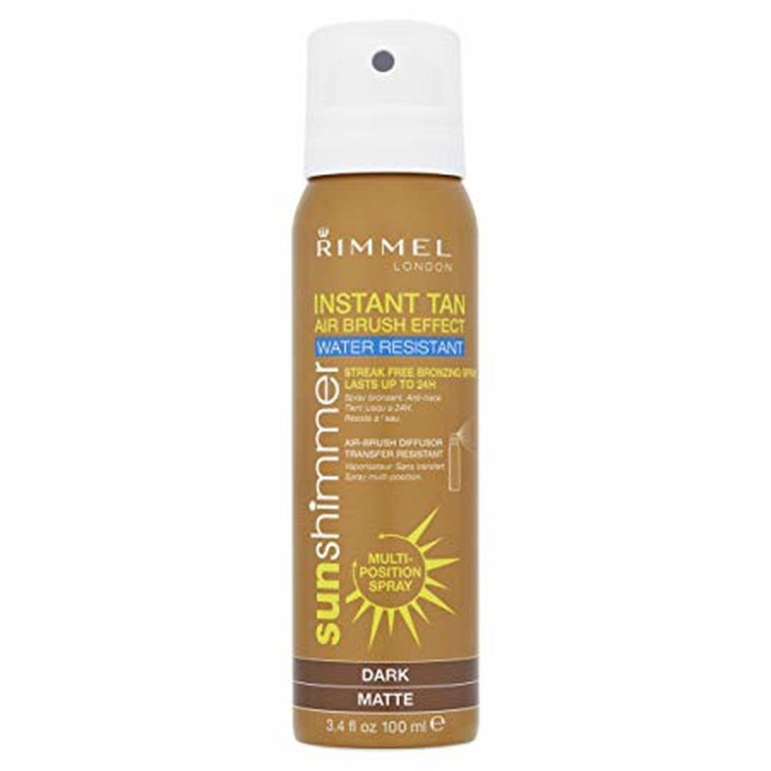 SUNSHIMMER SPRAY DARK MATTE 1