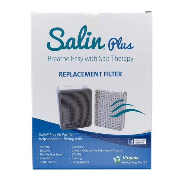 Salin Plus Salt Therapy Filter – 1 Filter