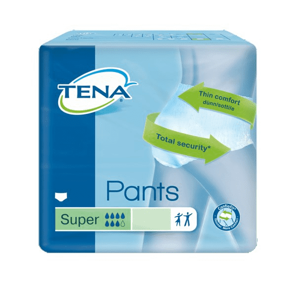 Tena Pants Super Large 12s