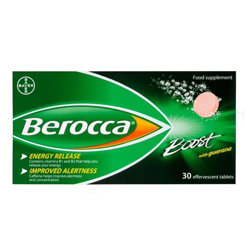 Berocca Boost 30
