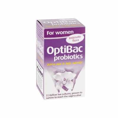 OptiBac For Women 30s