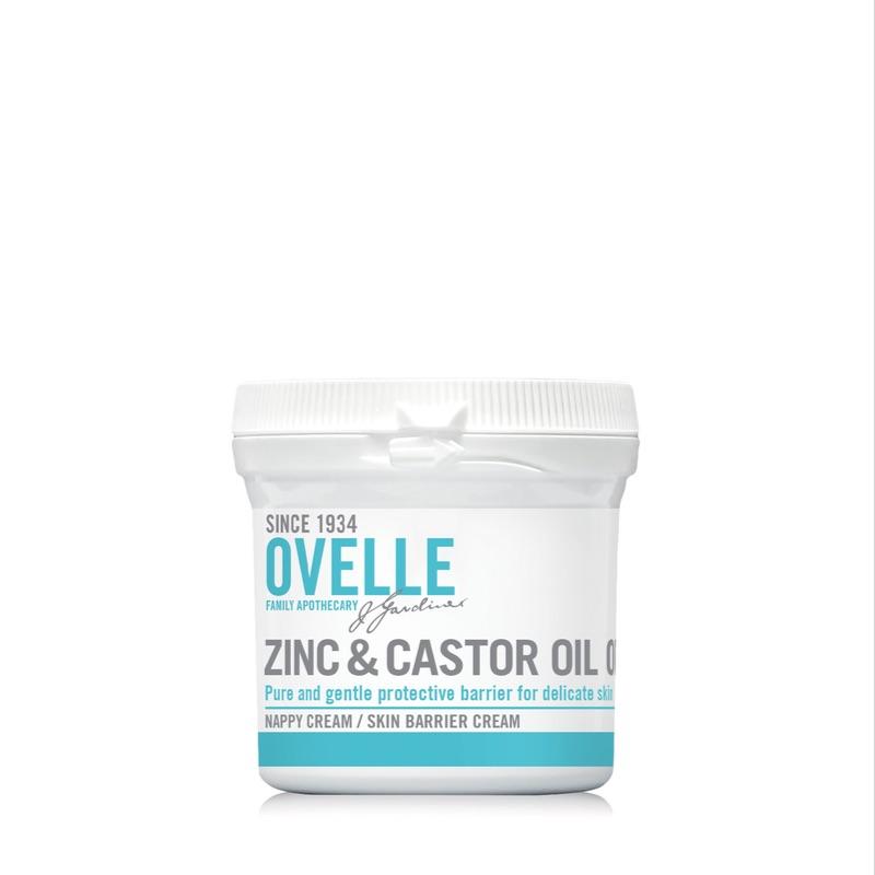 Zinc & Castor Oil OintmentZinc Oxide 7.5%w/wCastor Oil 50%w/w 100g