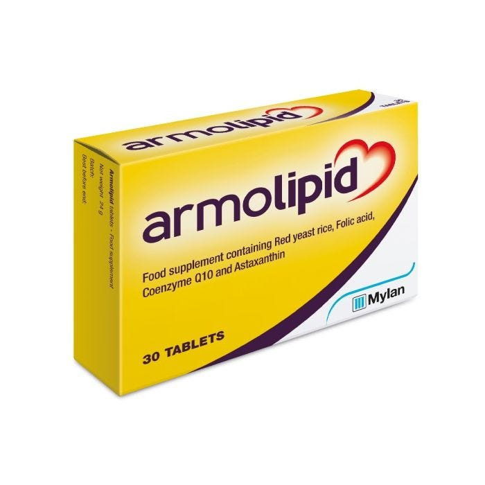Armolipid Plus 30s