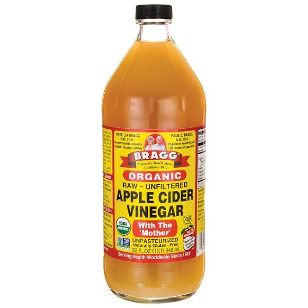 Bragg Organic Apple Cider Vinegar With The Mother 946ml