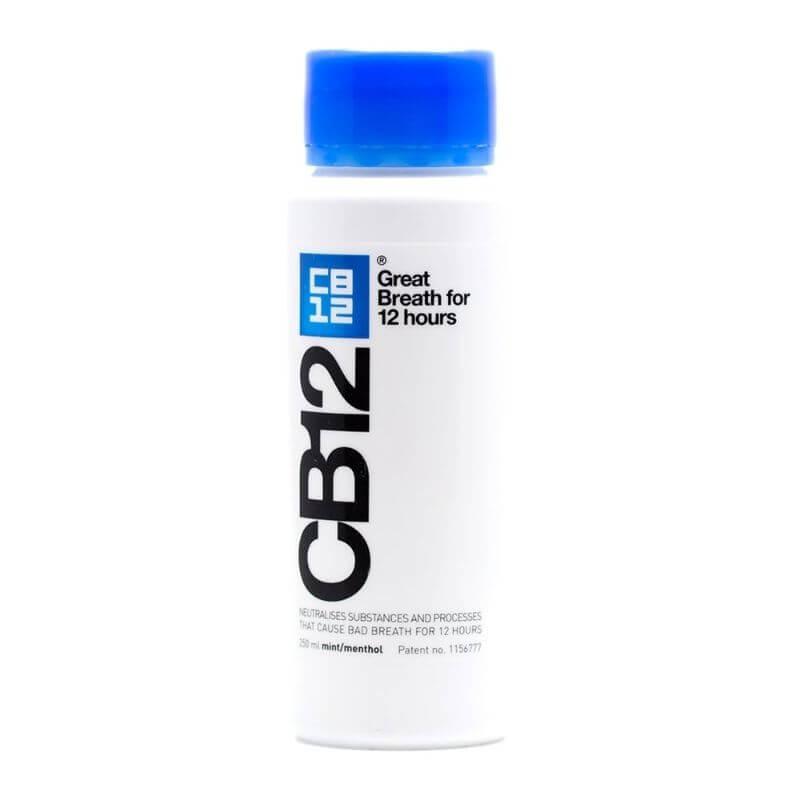 Cb12 Oral Rinse Mint/Menthol 250ml