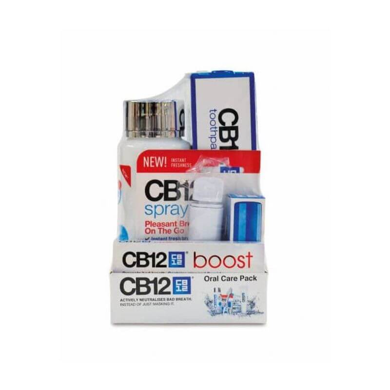 CB12 Oral Pack