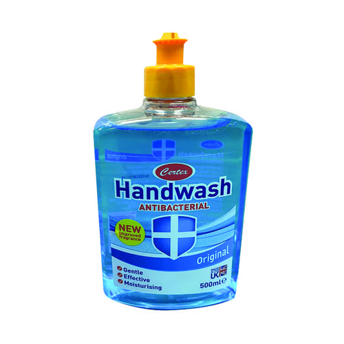 Certex Antibacterial Handwash 500ML