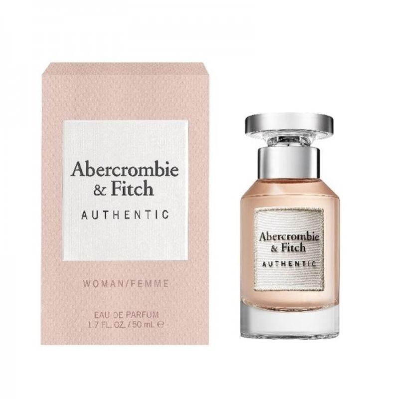 Abercrombie & Fitch Authentic Ladies 50ml EDP