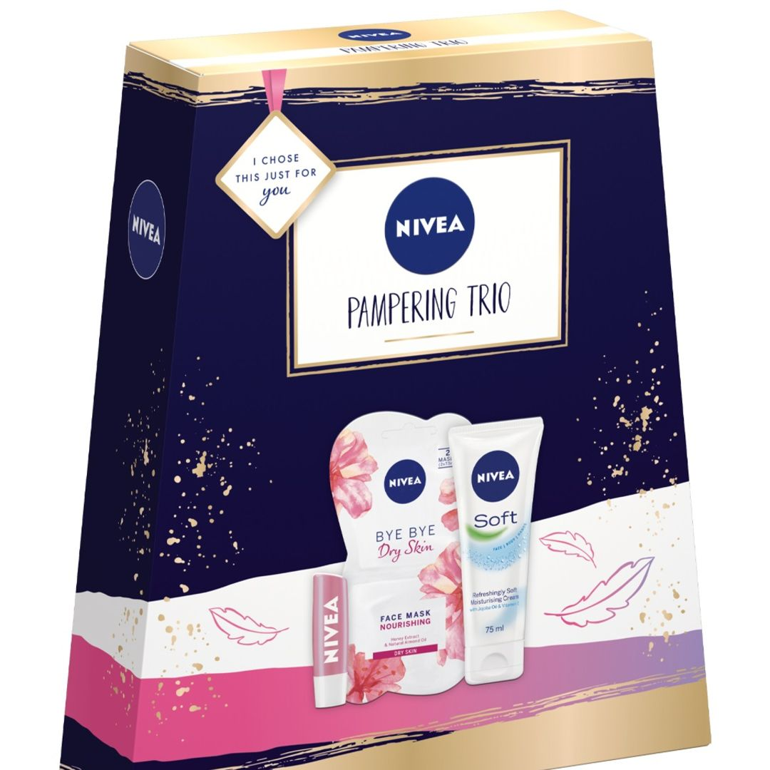 Nivea Women Pampering Trio Gift Set