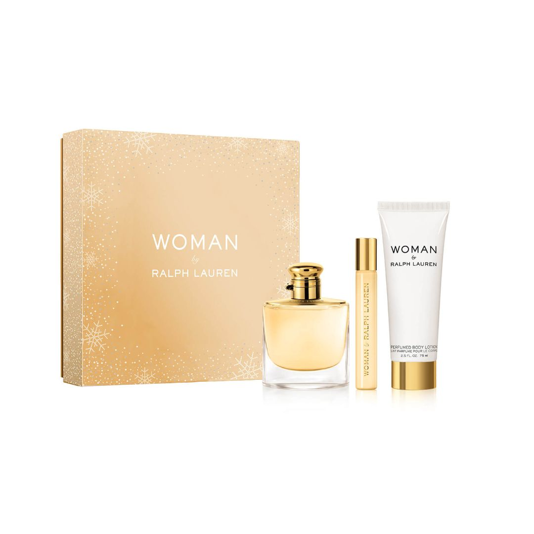 Ralph Lauren Woman Eau De Parfum Gift Set