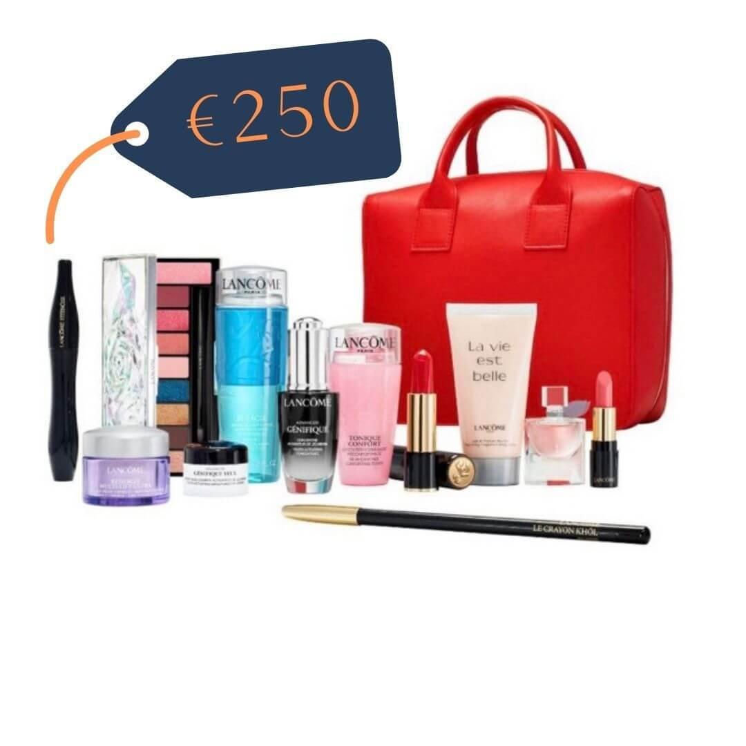 Lancôme – Must Have Christmas Skincare & Makeup Beauty Box