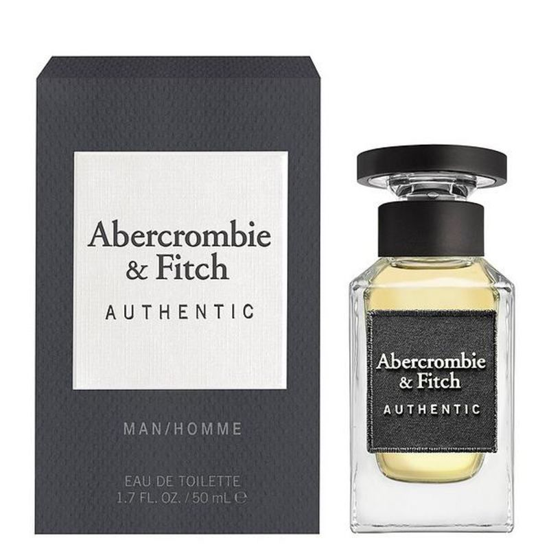 Abercrombie & Fitch Authentic For Men 50ml EDT
