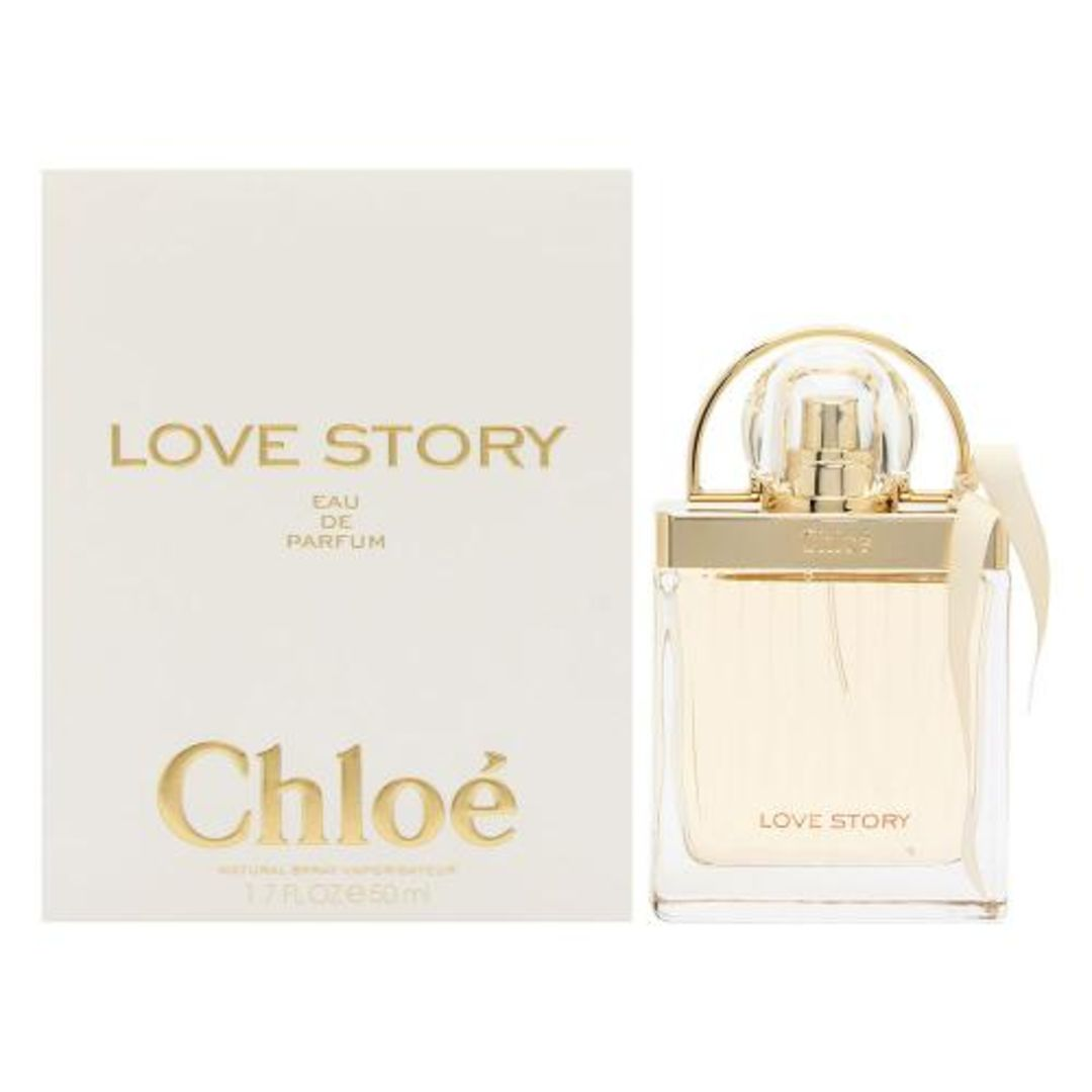 Love Story Eau De Parfum Spray By Chloé 50ml