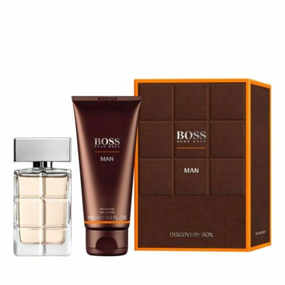 Hugo Boss Orange Man 40ml EDT & 50ml Shower Gel Gift Set