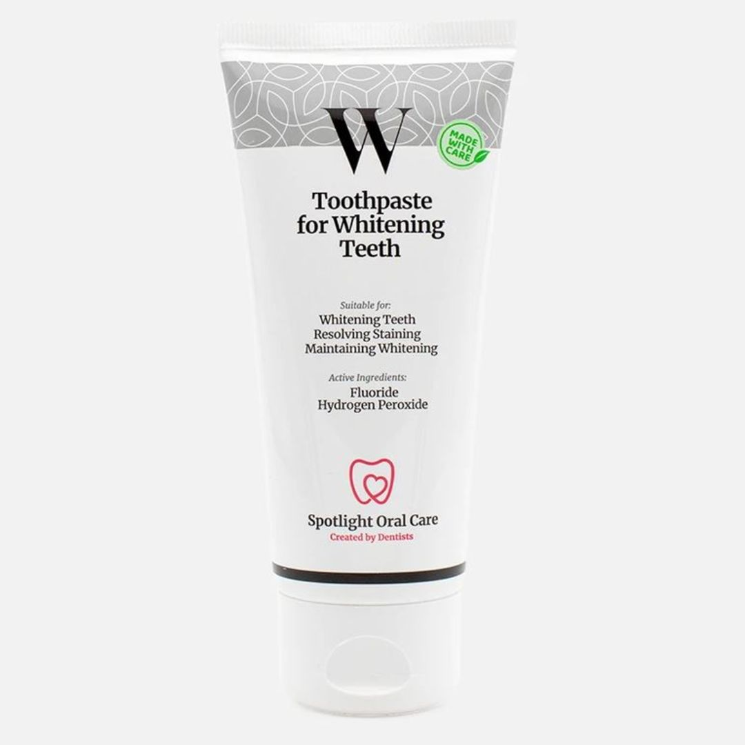 Spotlight Toothpaste For Whitening Teeth