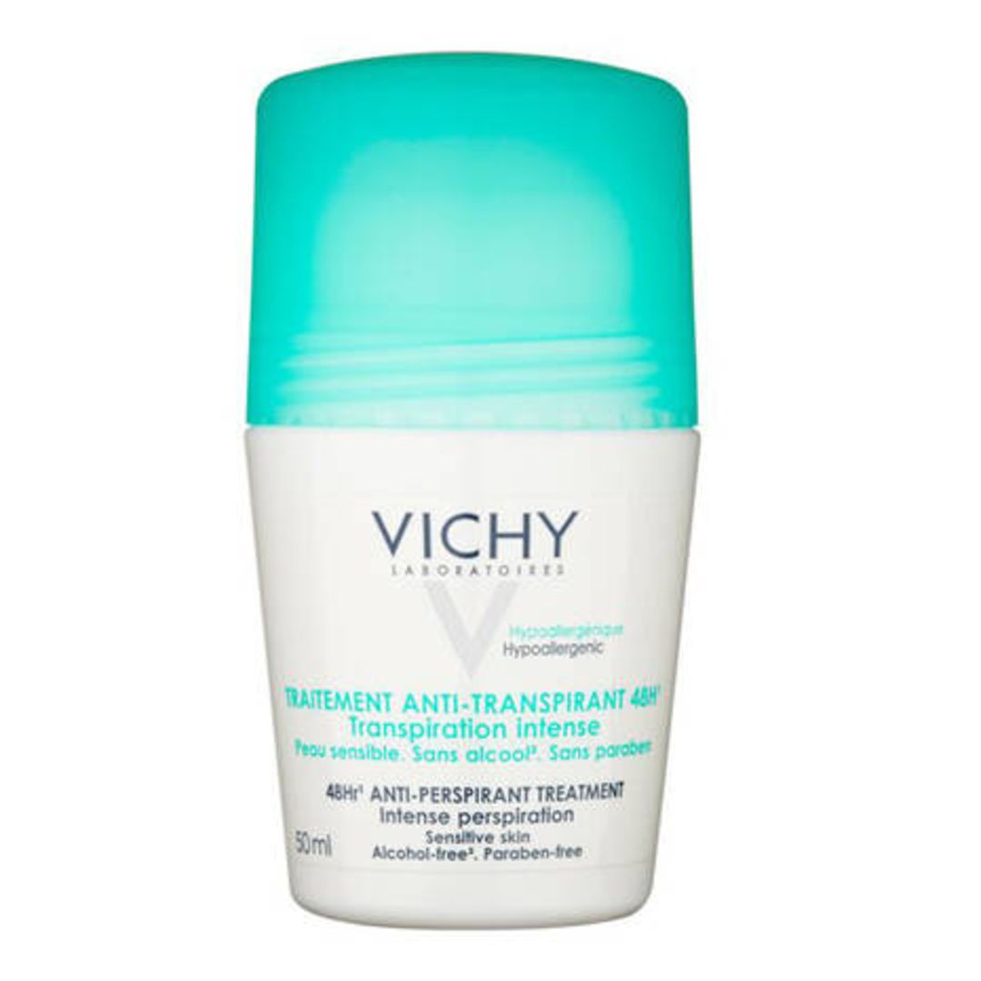 Vichy Deodorant Roll On 48hr Ap Intensive 50ml