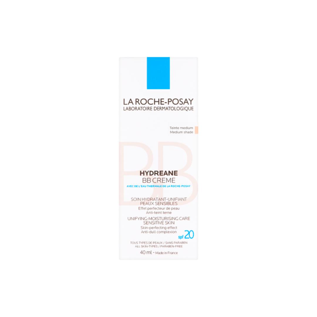 La Roche Posay Hydreane Bb Cream Medium 40ml