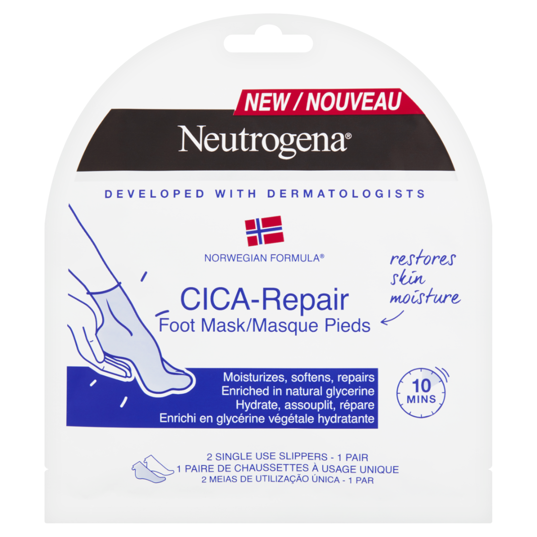 Neutrogena Cica Foot Mask 36G