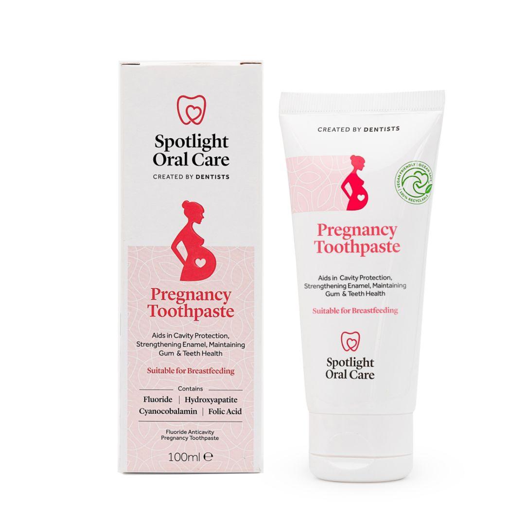 Spotlight Pregnancy And Breastfeeding Toothpaste 100ml