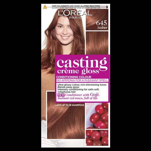 L'Oréal Casting Creme Gloss Semi Permanent Hair Dye