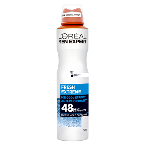 L'Oreal Men Expert Fresh Extreme 48H Anti-Perspirant Deodorant 250ml
