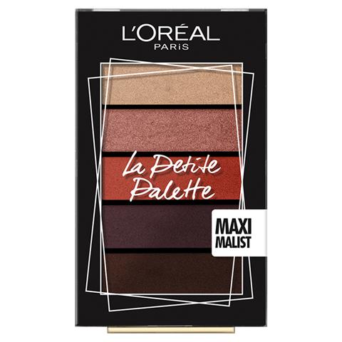L'Oreal Paris Mini Eyeshadow Palette (Various)