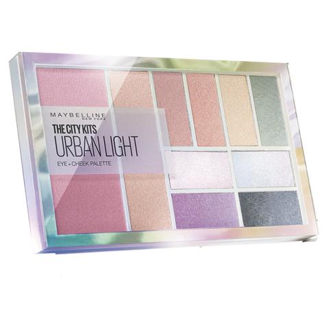 Maybelline Urban Light City Eye & Cheek Palette
