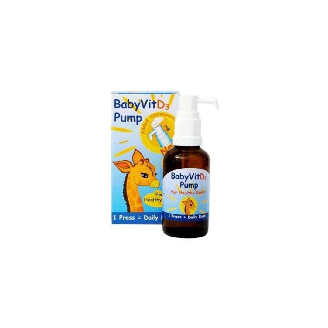 BabyVit® D3 Pump 28ml