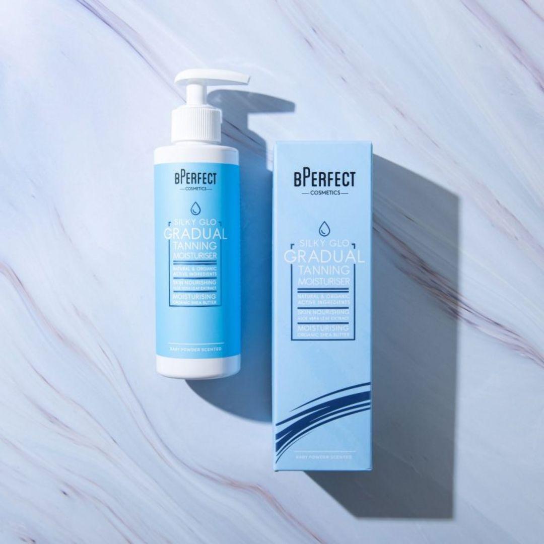 BPerfect Silky Glo Gradual Tanning Moisturiser