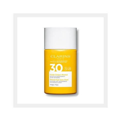 Clarins Suncare Face Fluid Spf30 – 30ml
