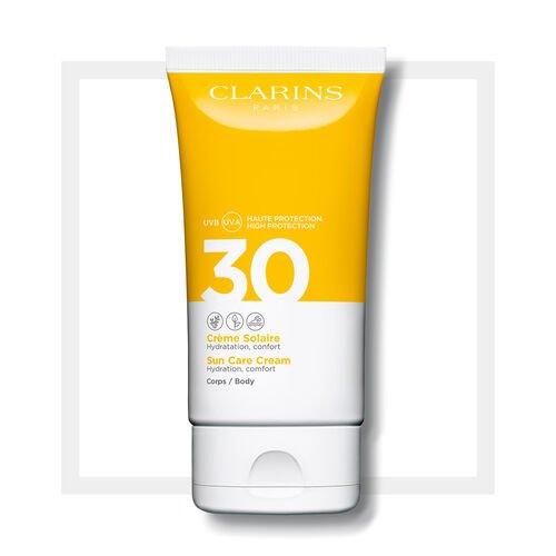 Clarins Suncare Body Cream Spf 30 – 150ml