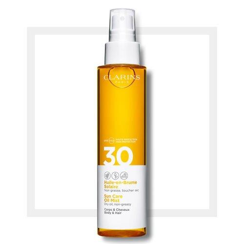 Clarins Suncare Body Oil Spf 30 -150ml