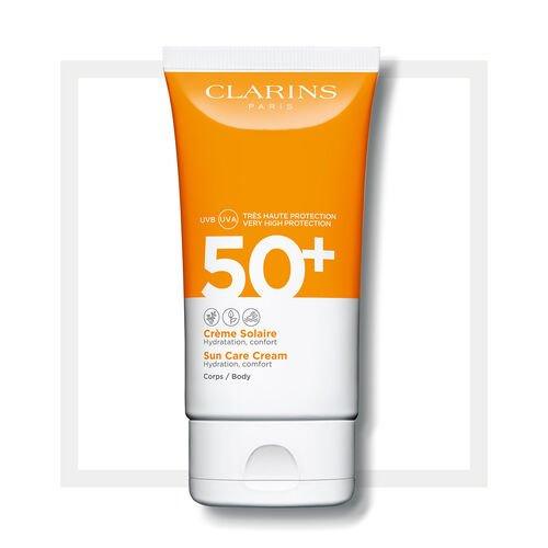 Clarins Suncare Body Cream Spf 50+ 150ml