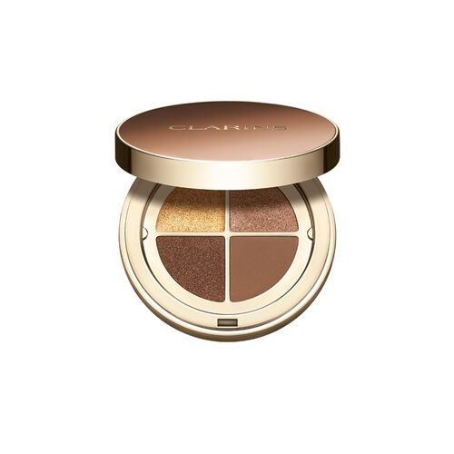 Clarins Ombre 4 Coulours – Intense & Long-Lasting Eyeshadows (Various)