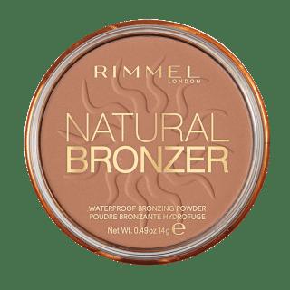 Rimmel Natural Bronzer 14g (Various Colours)